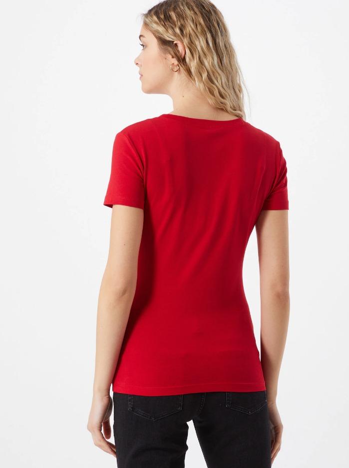 t-shirt stretch logo love moschino LOVE MOSCHINO | T-shirt | W4H19 04 E1951P05
