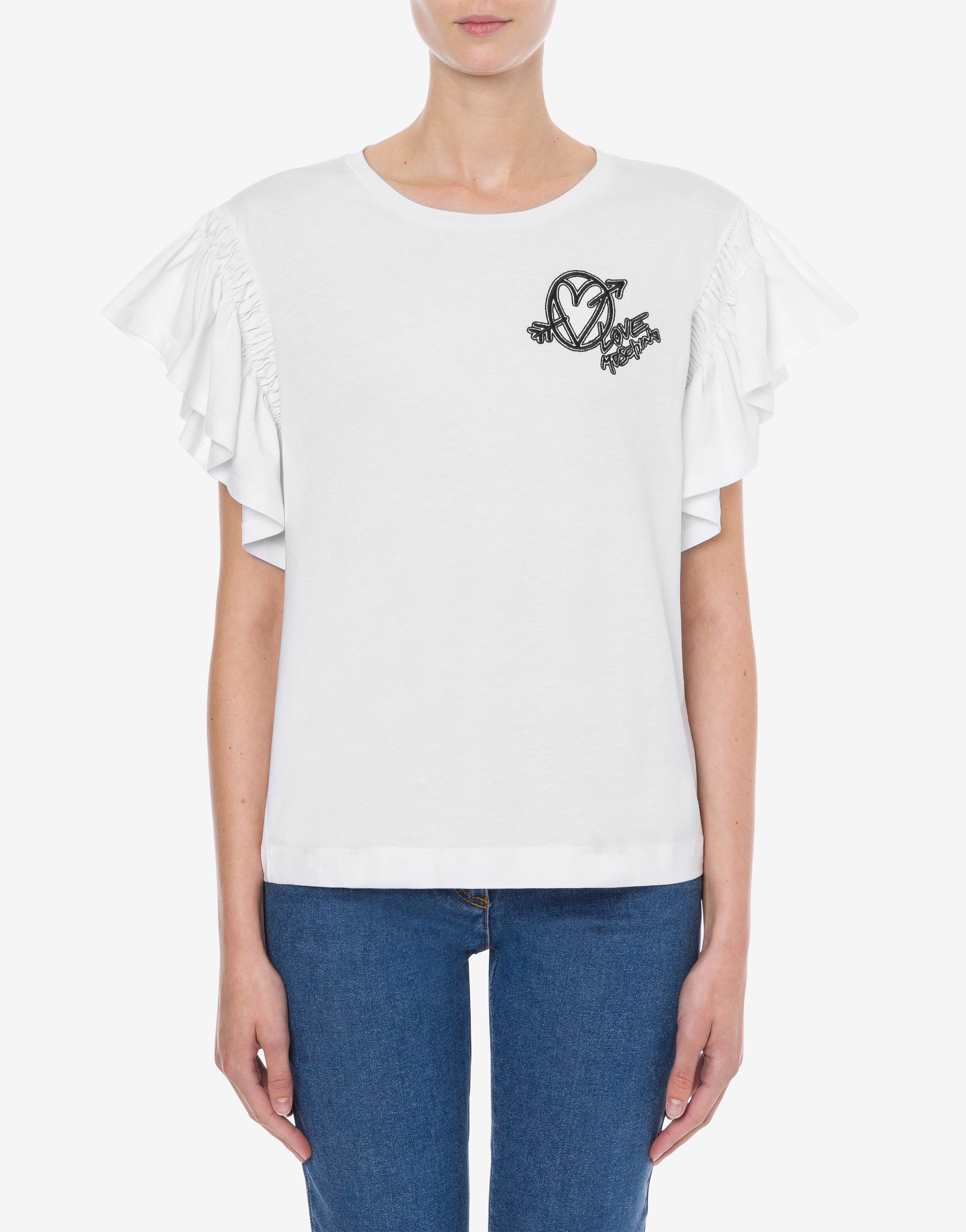 LOVE MOSCHINO | T-Shirts | W4H41 01 M3876A00