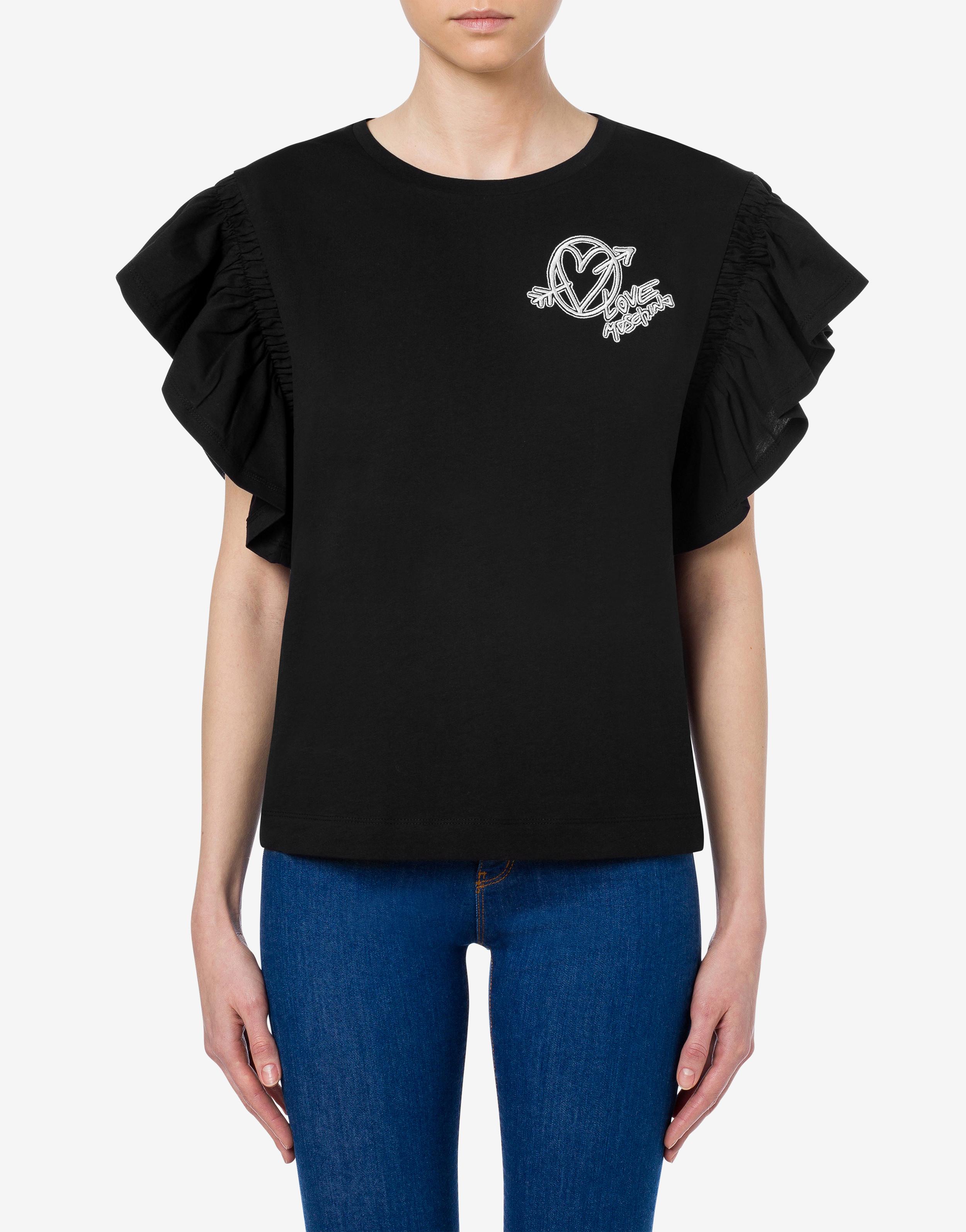 LOVE MOSCHINO   T-Shirts   W4H41 01 M3876C74