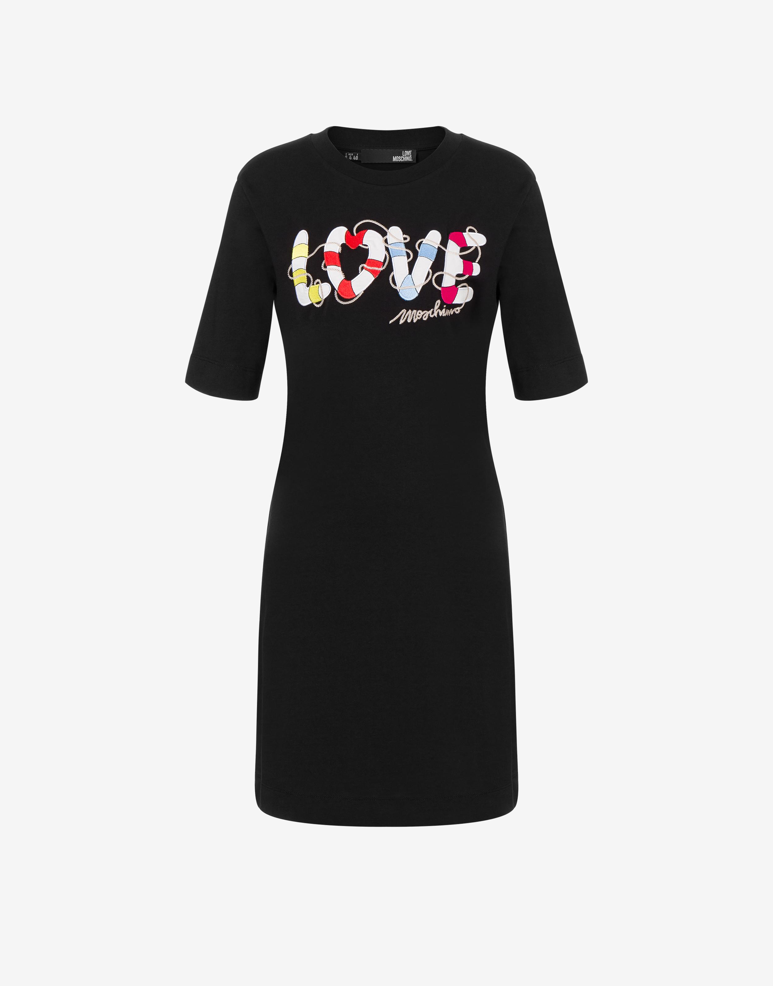 Abito lifesaver Love Moschino LOVE MOSCHINO | Abiti | W5B49 03 E1951C74