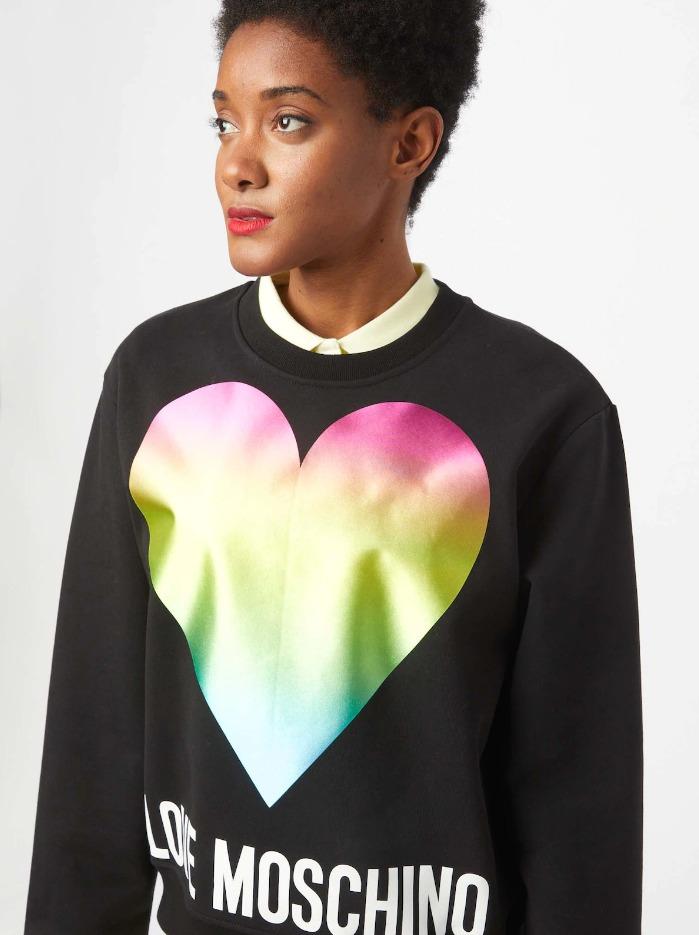 LOVE MOSCHINO   Sweatshirts   W6306 38 M4266C74