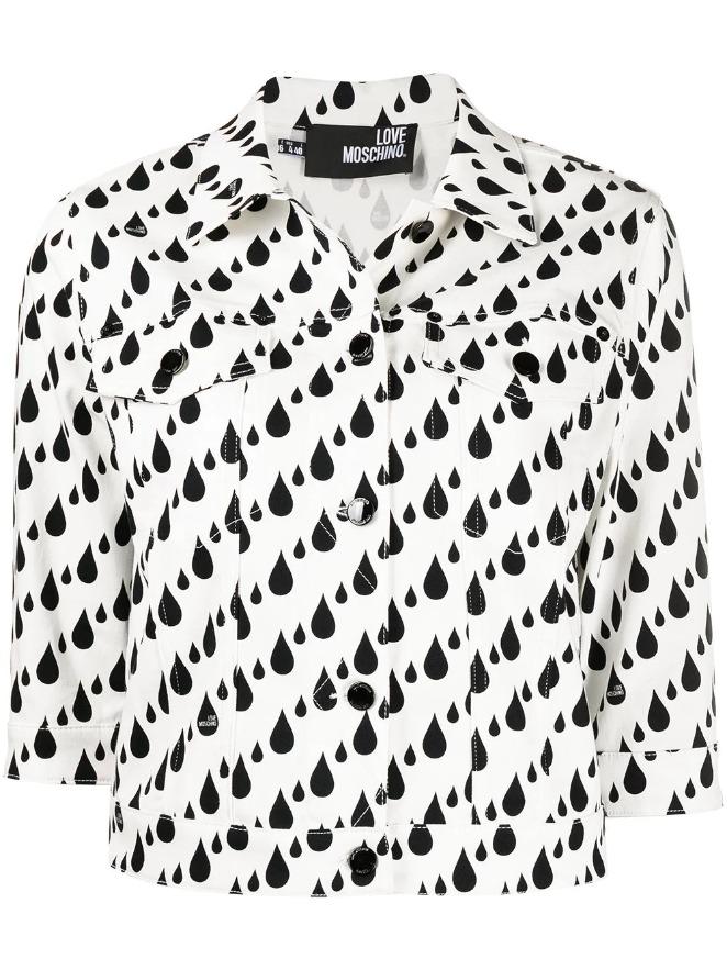 Jacket splash love moschino LOVE MOSCHINO | Jacket | WH768 00 S35056005