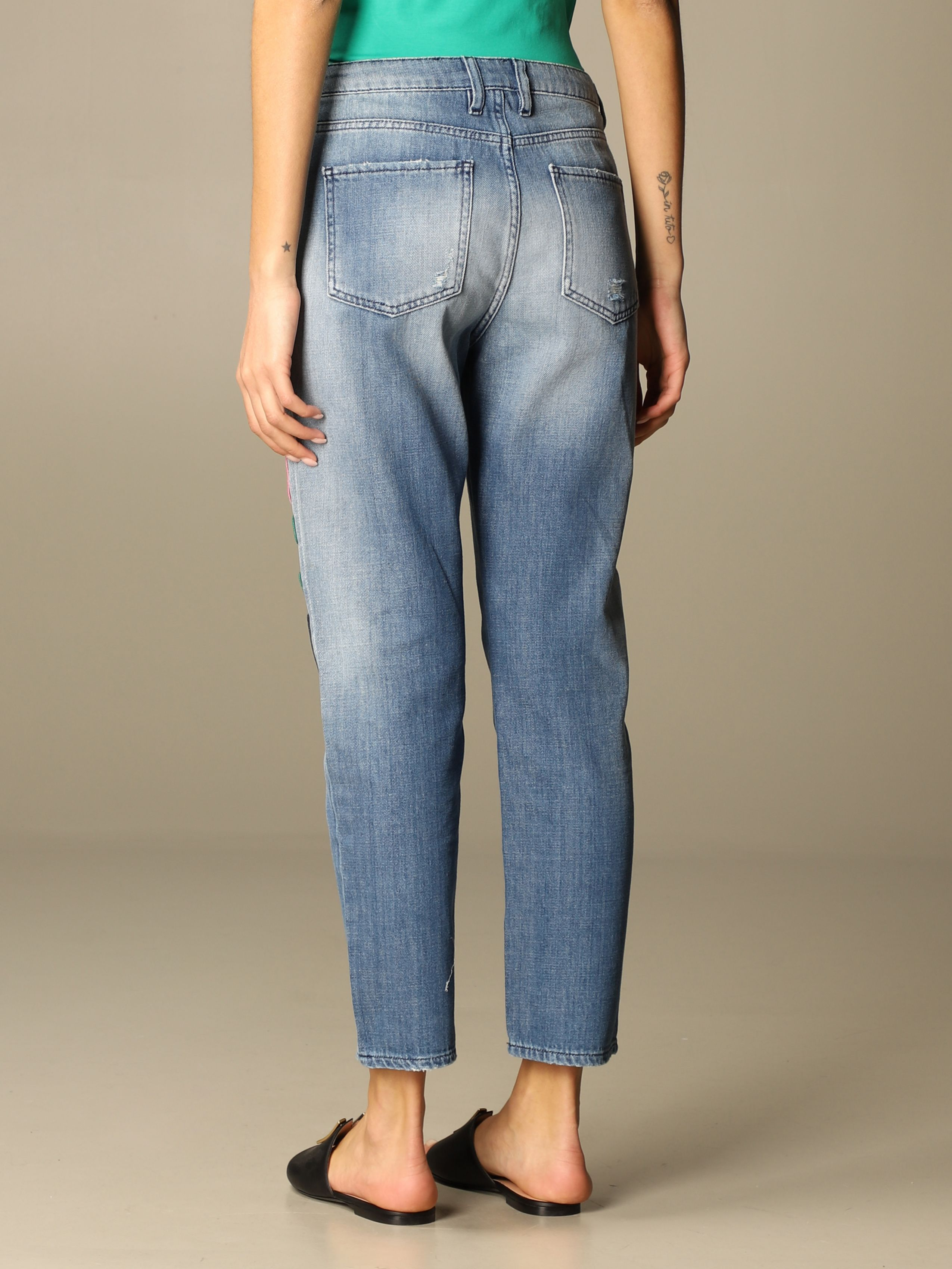 LOVE MOSCHINO   Jeans   WQ381 8S T085A405W