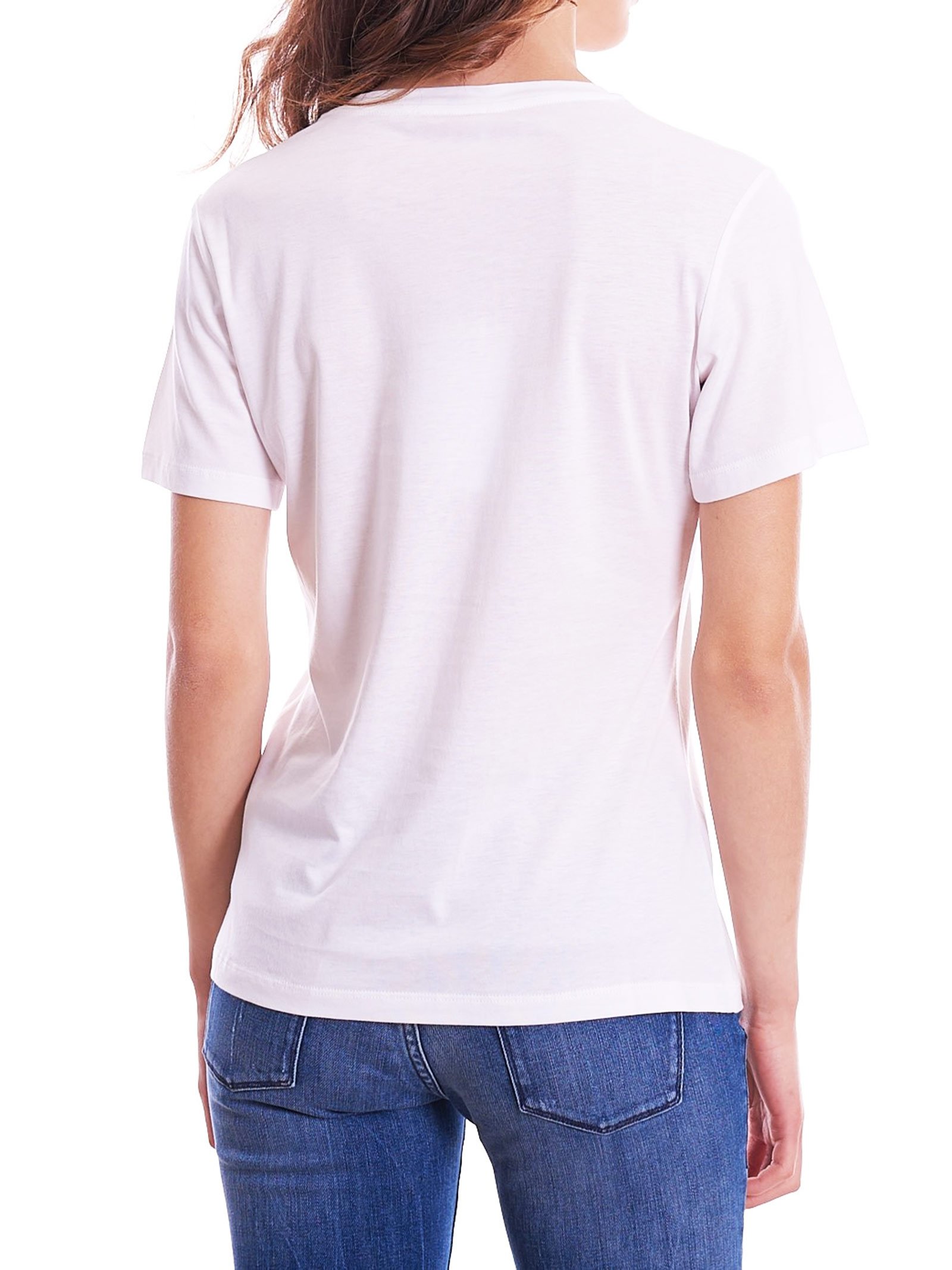 t-shirt fashion glasses LUCKYLU | T-shirt | TS07JJ0001