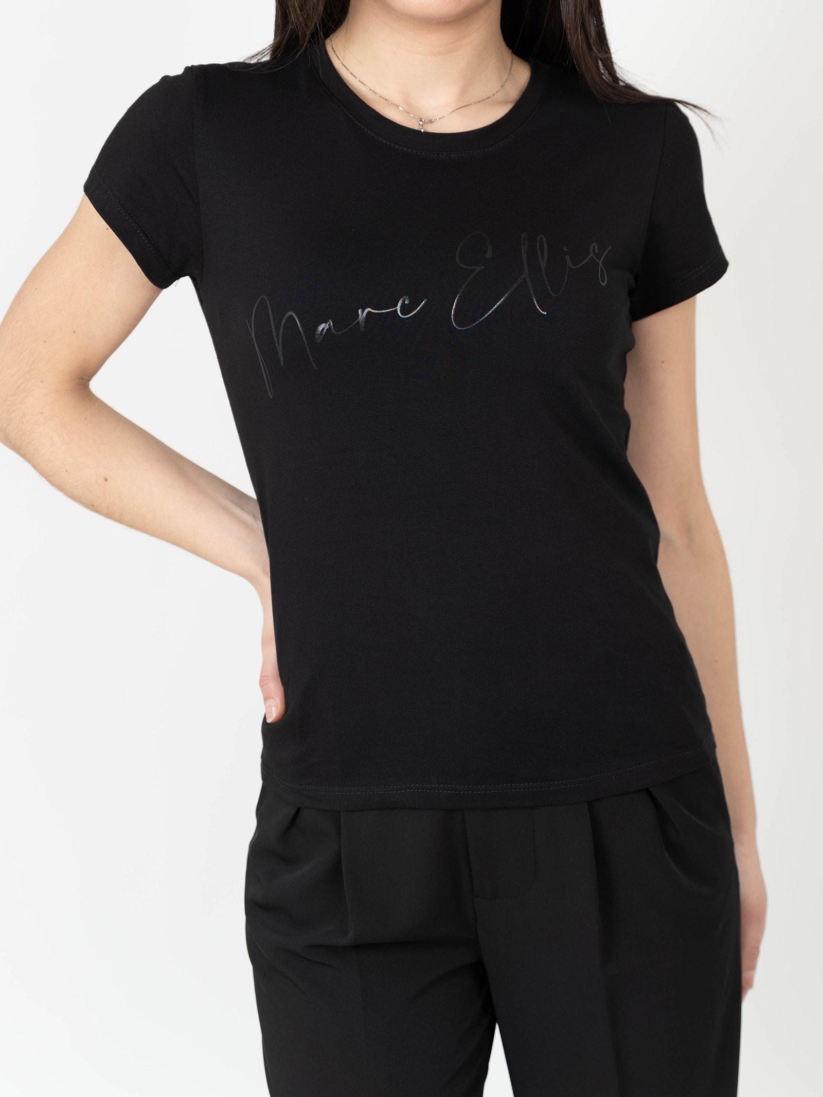 t-shirt logo MARC ELLIS | T-shirt | WMETS8717002