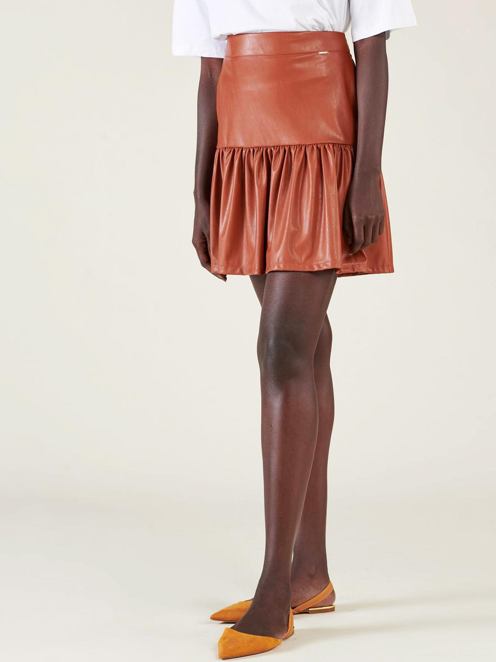 SILVIAN HEACH | Skirts | PGP21502MGHBBROWN GINGER