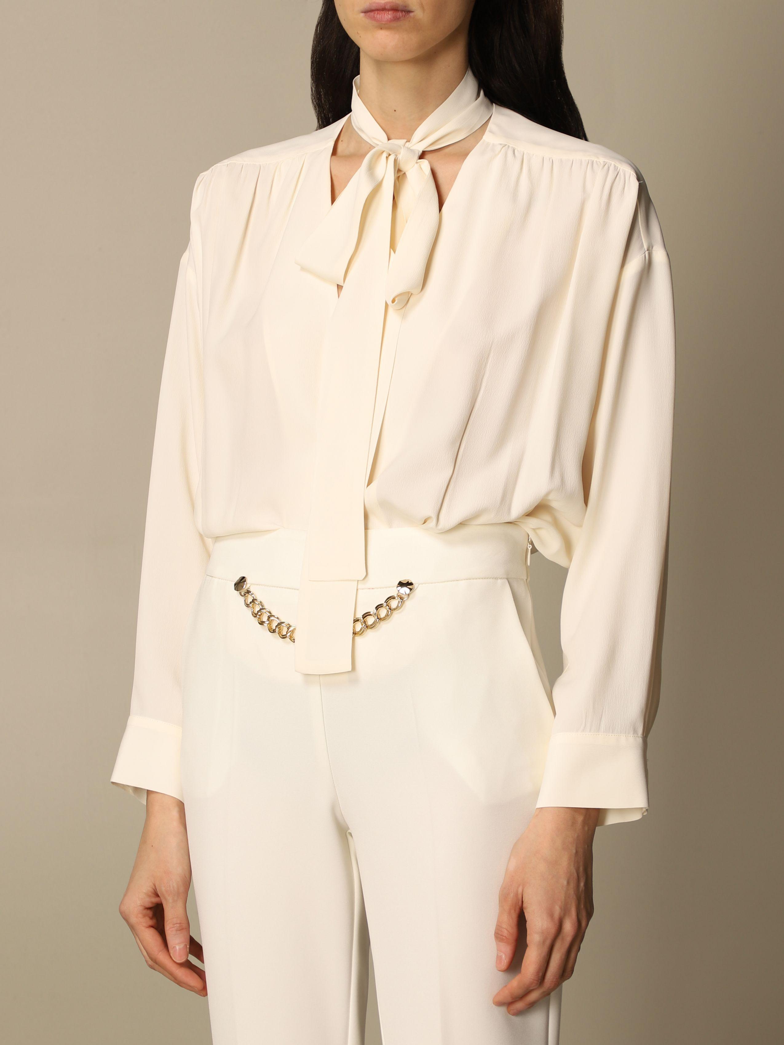Blusa body lola simona corsellini SIMONA CORSELLINI | Bluse | P21CPBD0050359