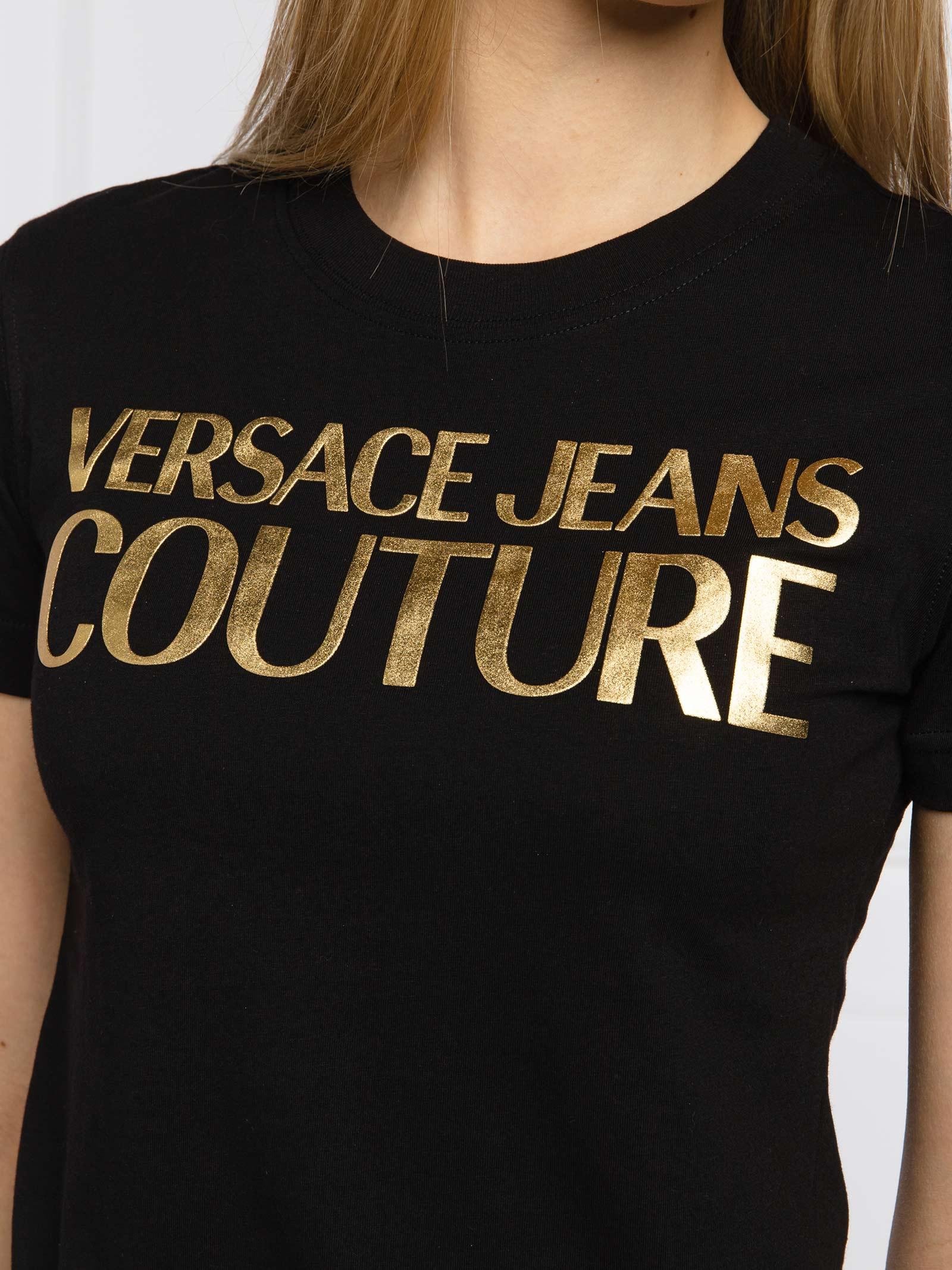 VERSACE JEANS   T-Shirts   B2HWA7TBK42