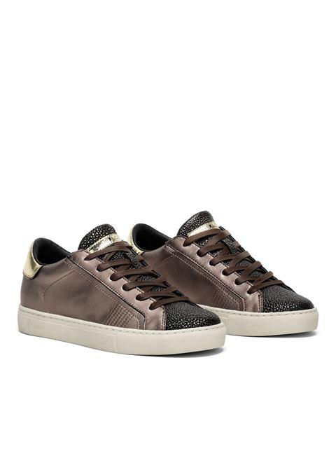 sneaker bronze/gold crime london CRIME LONDON | Sneakers | 25619AA3B34
