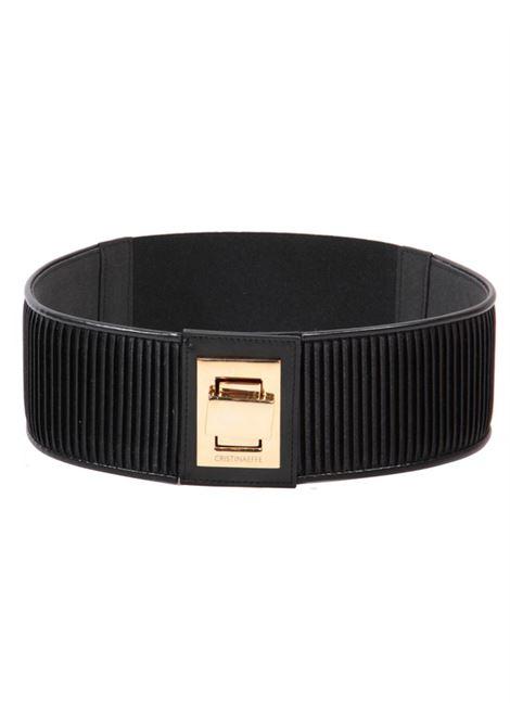cintura cristinaeffe plissè CRISTINAEFFE | Cinture | 2319002