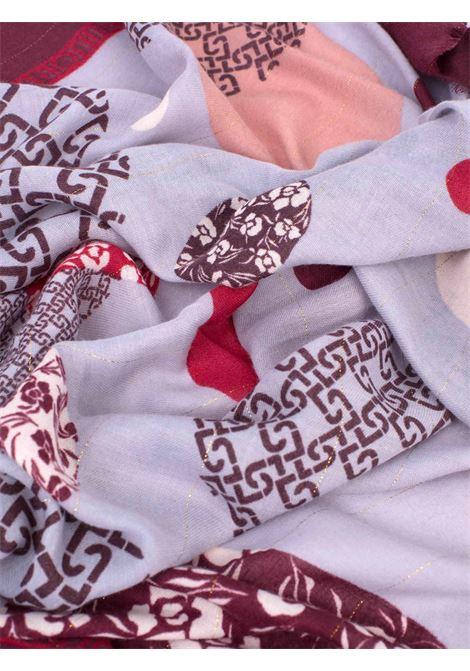 foulard logo pois LIU JO   Foulards   3F0024T030091725