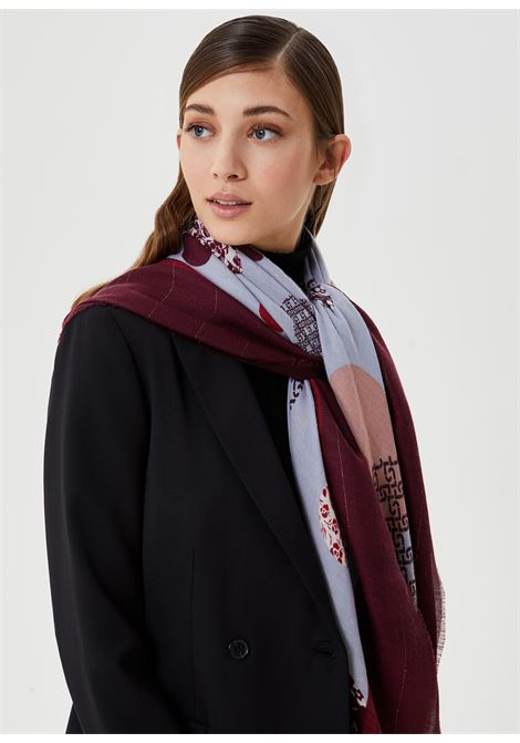 foulard logo pois LIU JO | Foulard | 3F0024T030091725