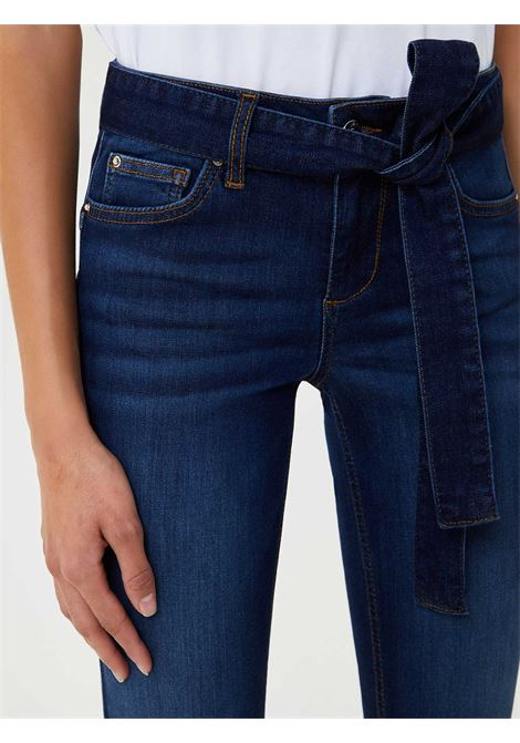 jeans a zampa bottom up liu jo LIU JO | Jeans | UF0025D451078098