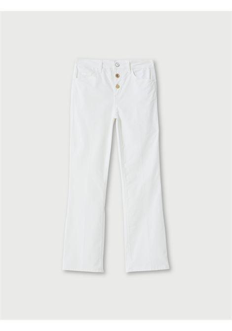 PANTALONE VELVET LIU JO | Pantalone | WF0312T459010701