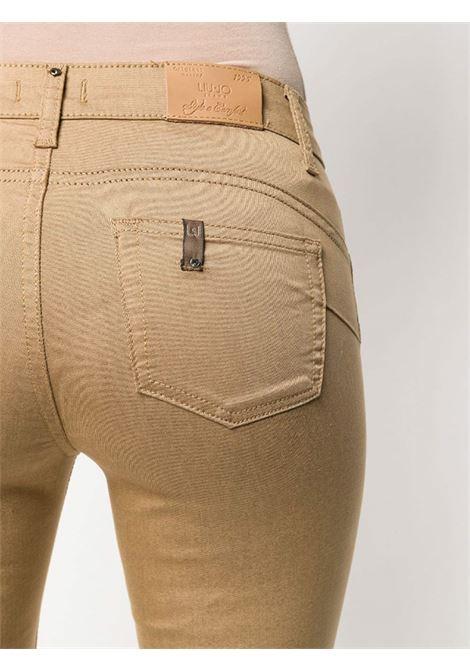 pantalone a trombetta bottom up liu jo LIU JO | Pantalone | WF0323T7144X0307