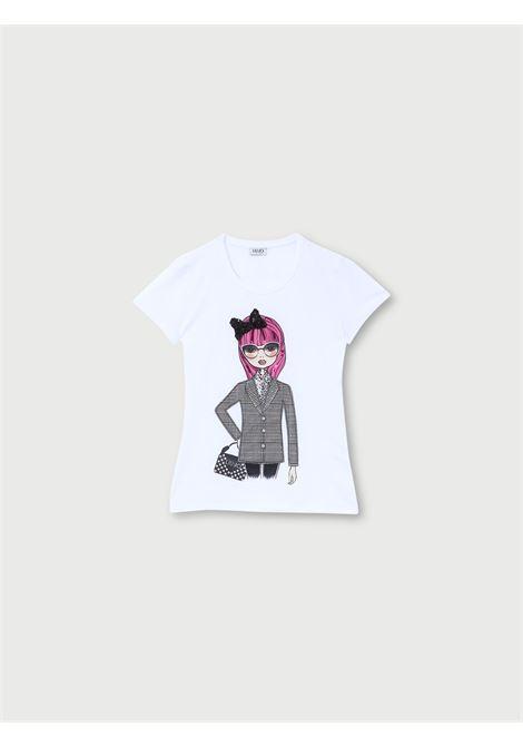t-shirt moda LIU JO | T-shirt | WF0531J5003T9360