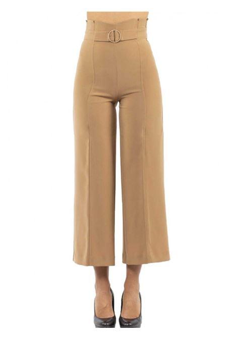 pantalone palazzo cady crepe luckylu LUCKYLU | Pantalone | PA13TR0610