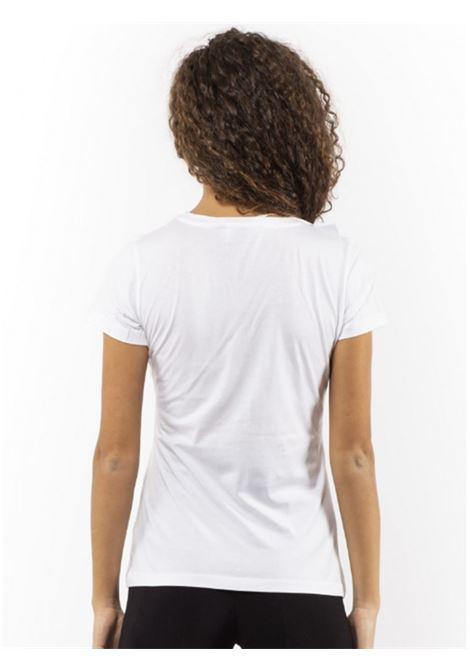 t-shirt print i'm nicer luckylu LUCKYLU | T-shirt | TS13JJ0006