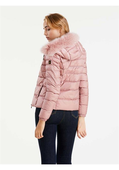 MEAD FUR JACKET REFRIGIWEAR | Giubbino | MEAD FUR JACKETD02940