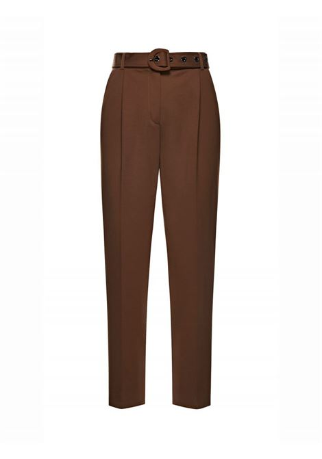 pantalone a sigaretta con cintura SFIZIO | Pantaloni | 20FA1356SHU33600
