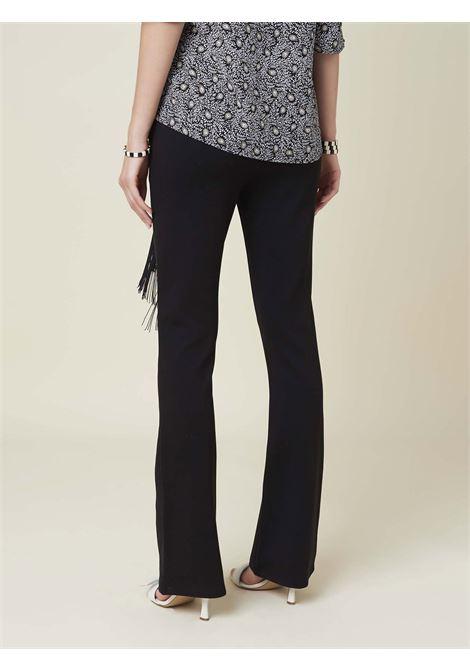 pantalone classico a zampa SILVIAN HEACH | Pantalone | PGA20540PARPW