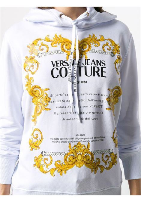 FELPA CORNICE BAROQUE VERSACE JEANS COUTURE VERSACE JEANS | Felpe | B6 HZA7TS 30318003