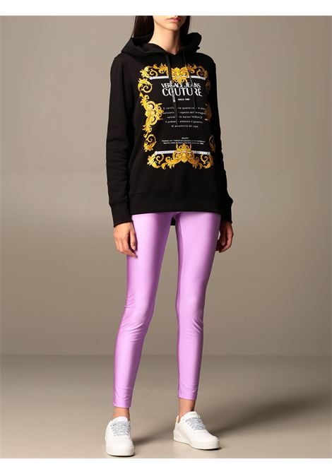 FELPA CORNICE BAROQUE VERSACE JEANS COUTURE VERSACE JEANS | Felpe | B6 HZA7TS 30318899
