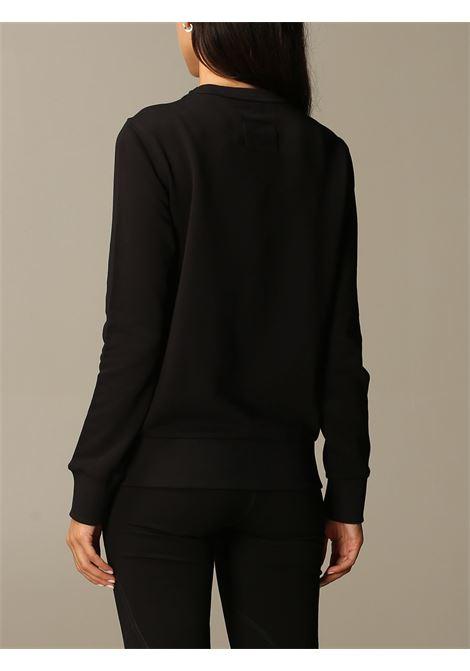 felpa logo ricamo versace jeans couture VERSACE JEANS | Felpa | B6 HZA7TZ 30318KG3