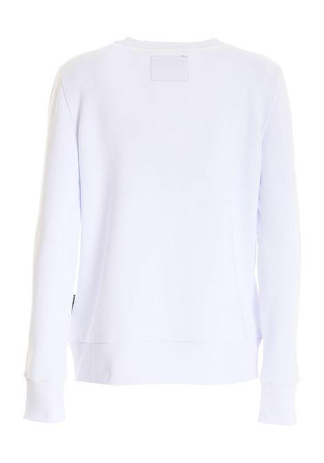 felpa logo baroque versace jeans couture VERSACE JEANS | Felpe | B6HZATX30318K41