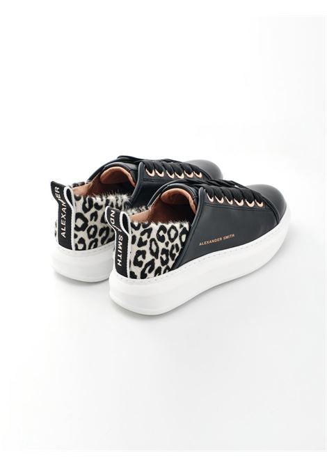 Sneakers Wembley Black W-B ALEXANDER SMITH   Sneakers   E113211BLACK WB
