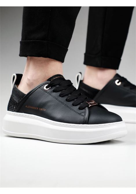 ALEXANDER SMITH | Sneakers | EC112311BLACK ACBC