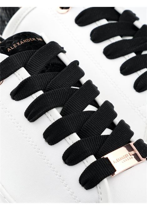 ALEXANDER SMITH | Sneakers | EC112311WHITE BLACK