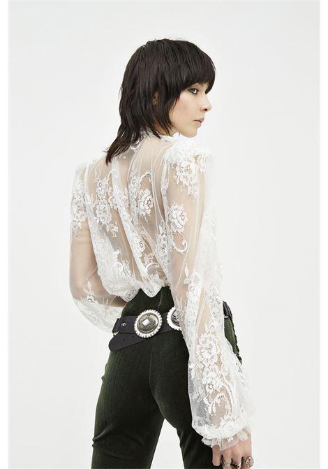 Camicia Lace Ecru ANIYE BY | Camicie | 18141400051