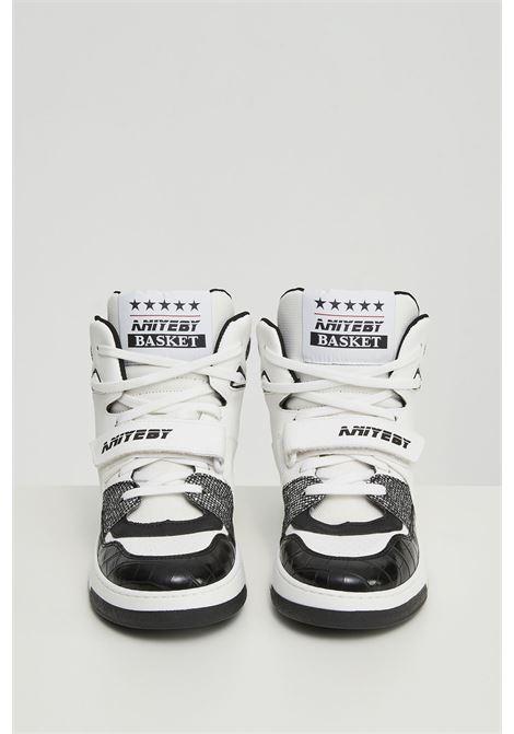Sneakers basketball black-disco  ANIYE BY | Sneakers | 1A101402071