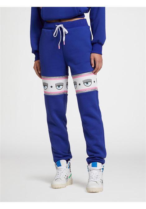 Joggers Pants Logomania Maxi CF CHIARA FERRAGNI   Trousers   71CBAF00225