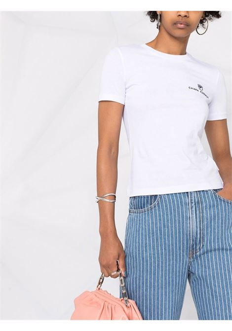 T-shirt basic CF CHIARA FERRAGNI | T-Shirts | 71CBHT09003