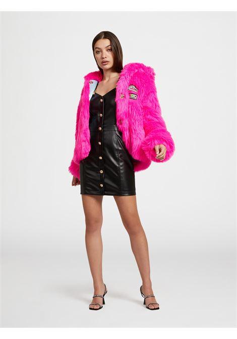 Faux fur jacket CF Racing CHIARA FERRAGNI | Furs | 71CBS420437