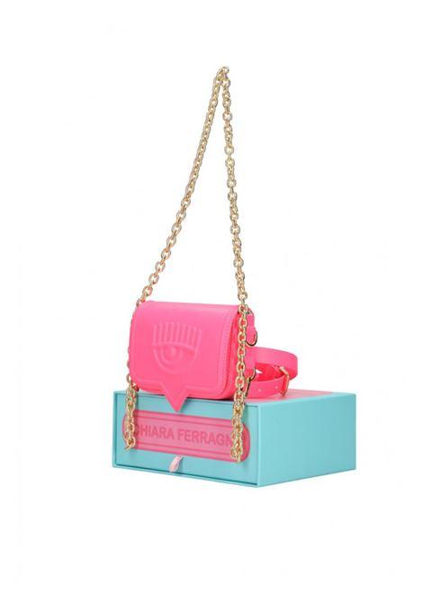 Bag Eyelike mini opaque cf CHIARA FERRAGNI | Bags | 71SB4BA1ZS132437