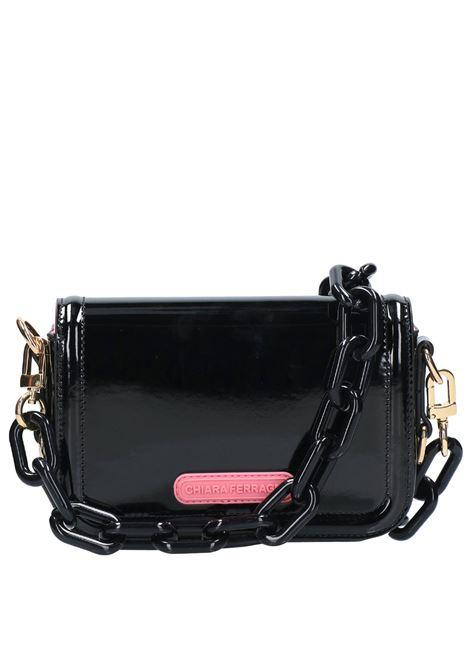 Bag Eyelike shiny small cf CHIARA FERRAGNI | Bags | 71SB4BA2ZS133899