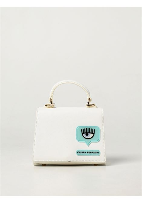 Bag eyelike patch  CHIARA FERRAGNI | Bags | 71SB4BC4ZS135003