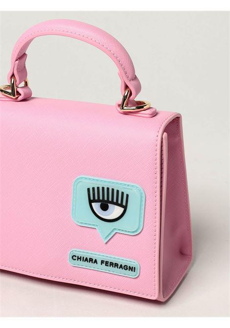 Bag eyelike patch  CHIARA FERRAGNI   Bags   71SB4BC4ZS135414