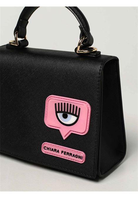 borsa eyelike patch cf CHIARA FERRAGNI | Borse | 71SB4BC4ZS135899