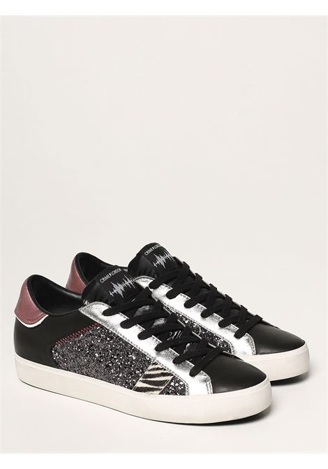 Sneaker Low Top Distressed CRIME LONDON | Sneakers | 2433668