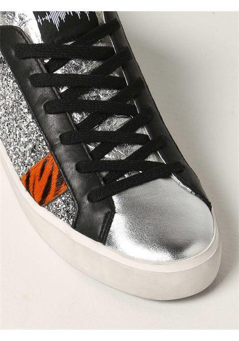 Sneakers Low Top Distressed CRIME LONDON | Sneakers | 2433768