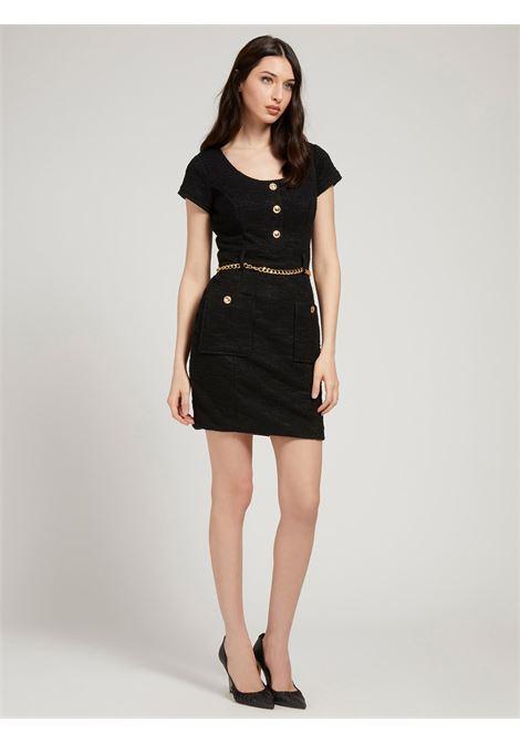 Dress tweed  GUESS | Dresses | W1BK01KAUNIJTMU