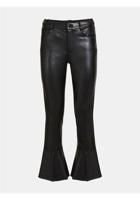 Ayla trousers GUESS | Trousers | W1YB02WBG60JBLK
