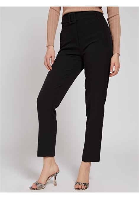 new high hope chino trousers GUESS | Trousers | W1YB0AWB4H2JBLK