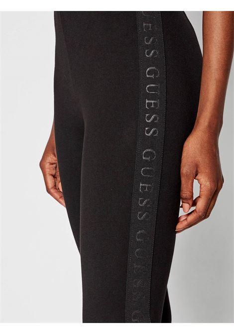 serena legging  GUESS | Leggings | W1YB33K8RN0JBLK