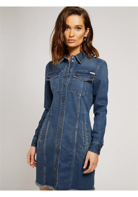 Velvet Jeans dress GUESS | Dresses | W1YK74D32Q6GYBB