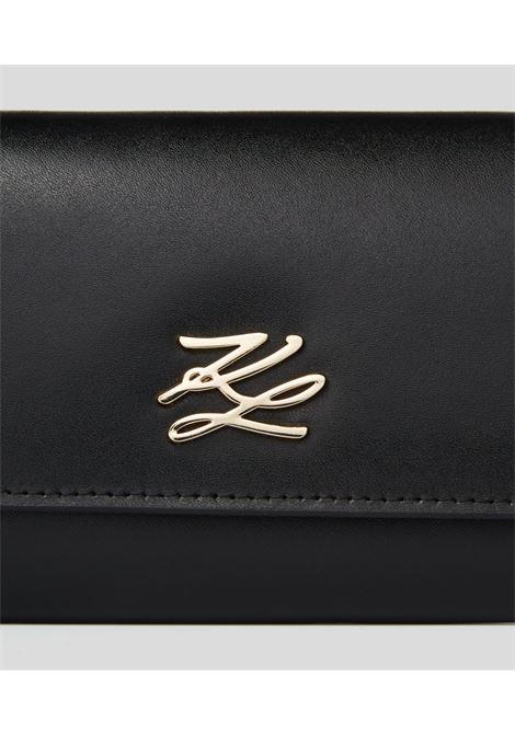 portafogli k/autograph karl KARL LAGERFELD | Portafogli | 211W3233A997